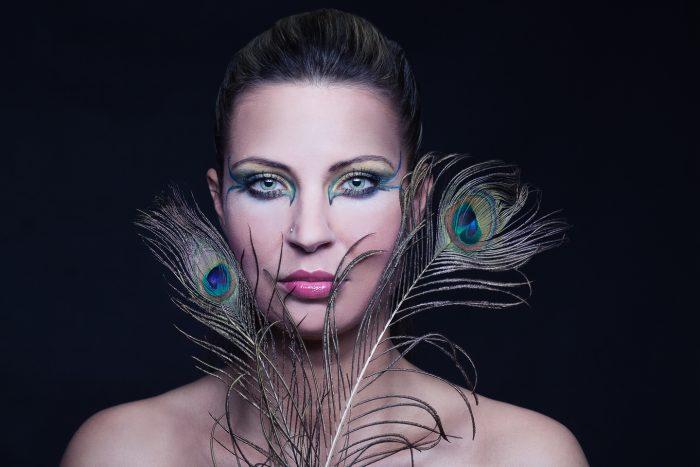 makeup and hair styling - VIZÁŽISTKA