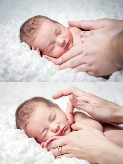 Fotograf miminek a newborn Most Praha