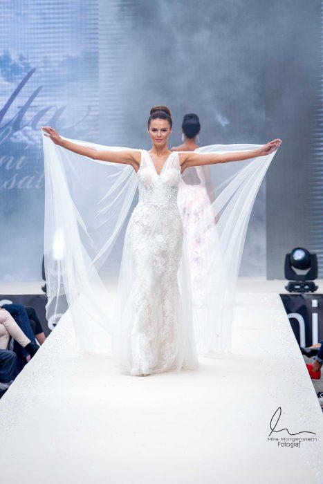 czech fashion week Svatební salon Deltav