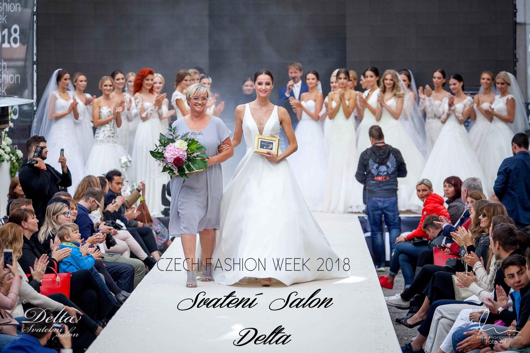 Svatebni Salon Delta Na Czech Fasion Week Fotograf Mira Morgenstern