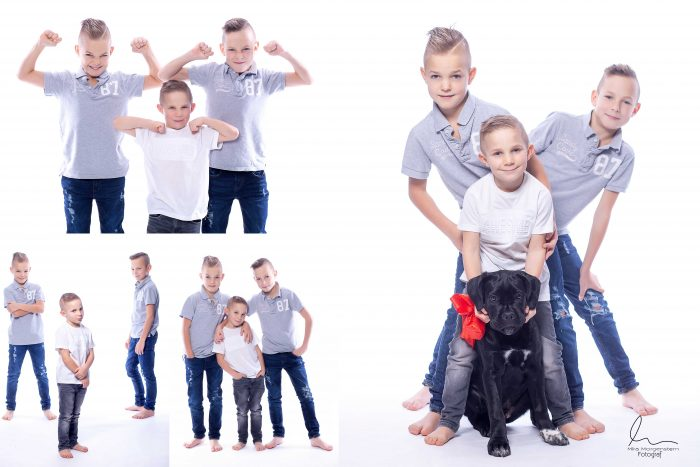 rodinný fotograf atelier most
