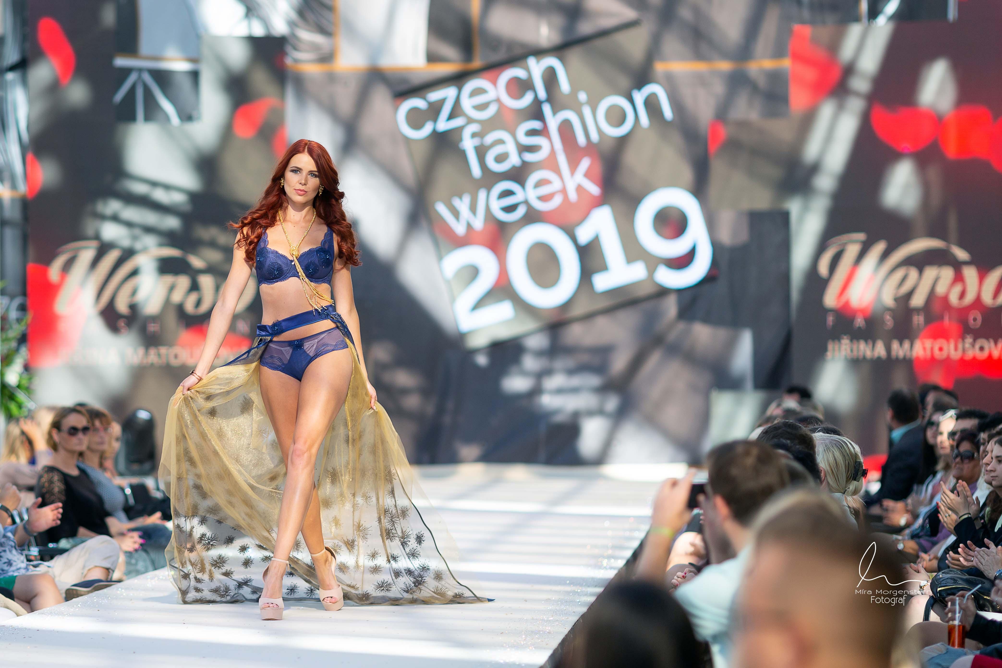 modní fashion fotograf, modní přehlídka
