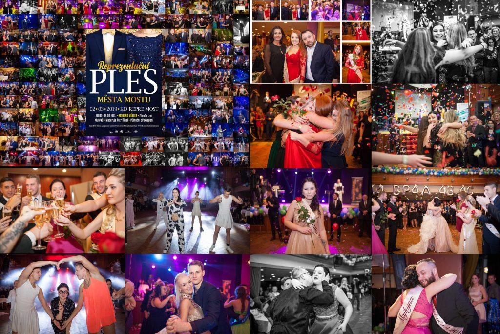 Fotograf maturitních a reprezentačních plesů