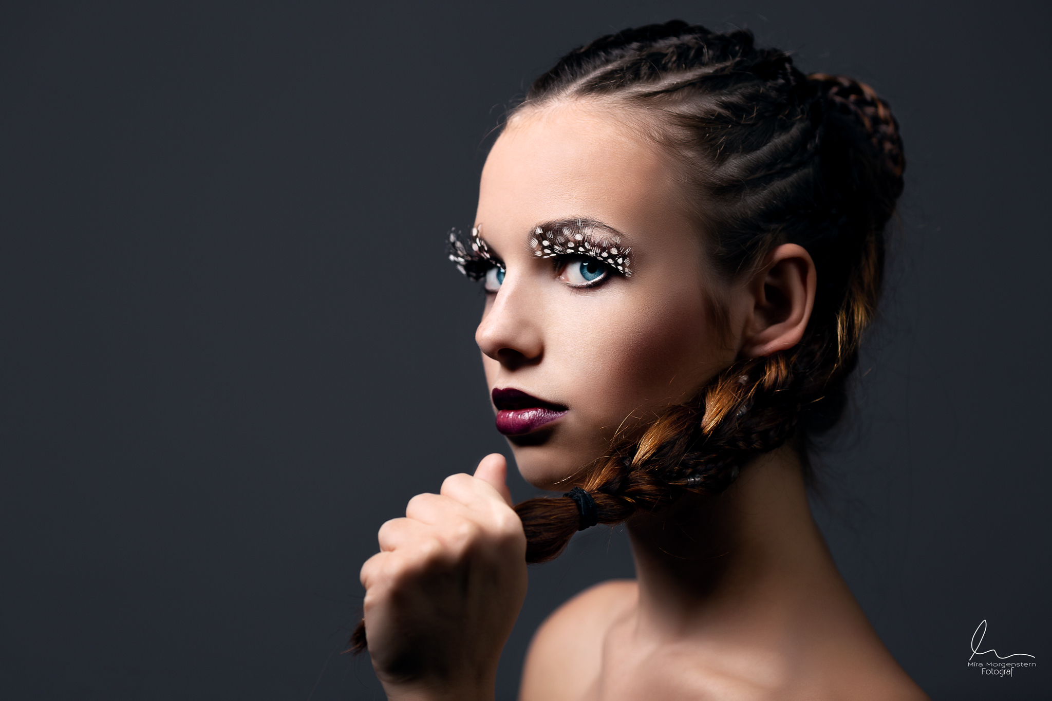 Fotograf portrét fashion