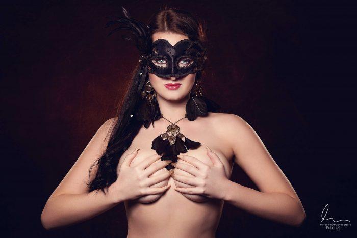 Fotograf Glamour portrétu aktu fashion modni fotograf