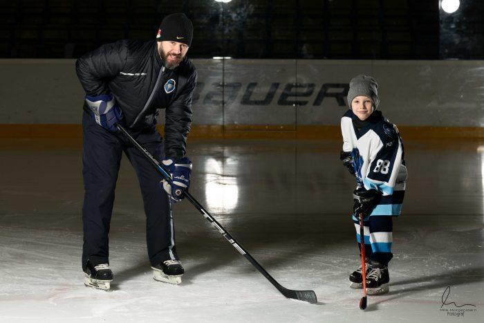 HC MOST fotograf hokeje focení hokejových karet