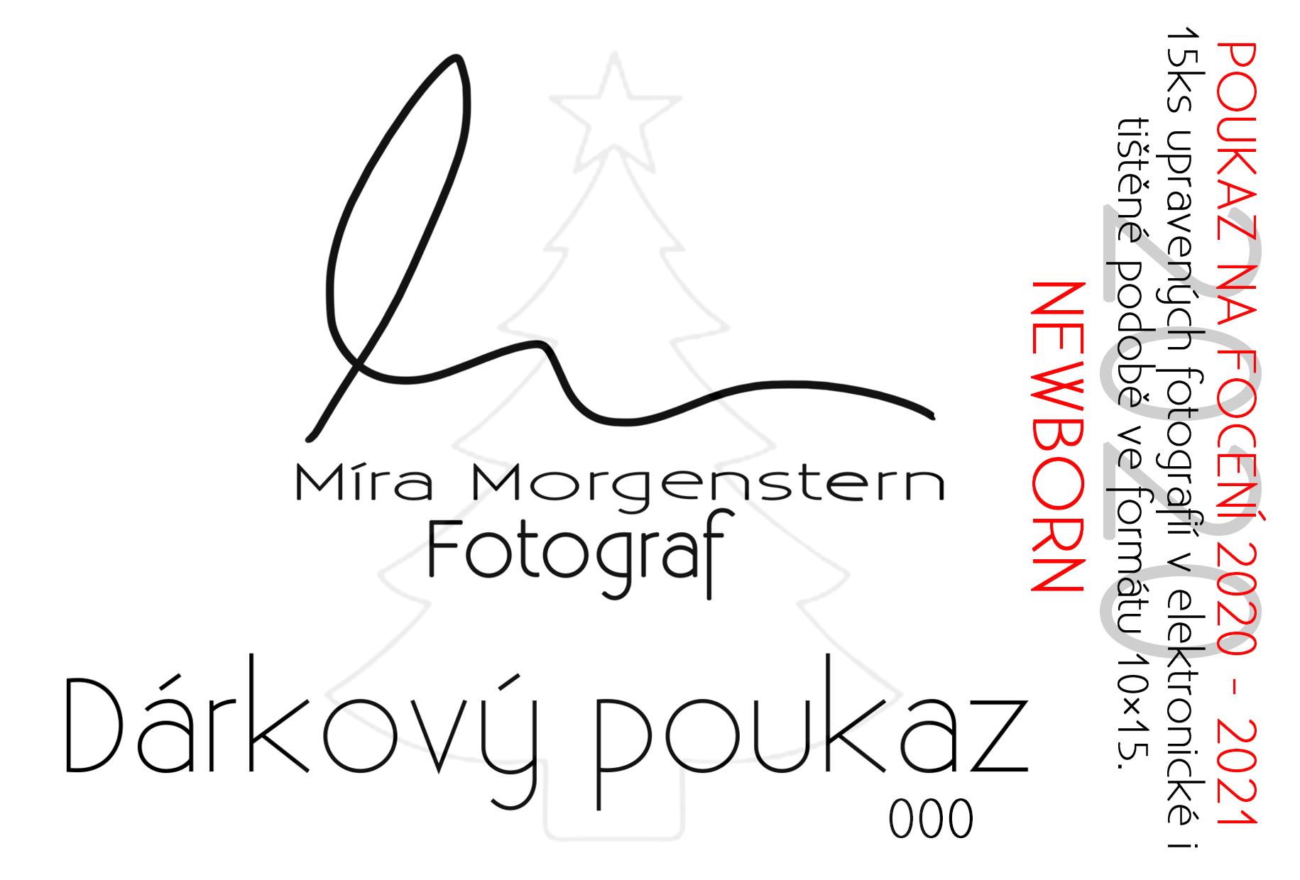 Voucher fotograf Most