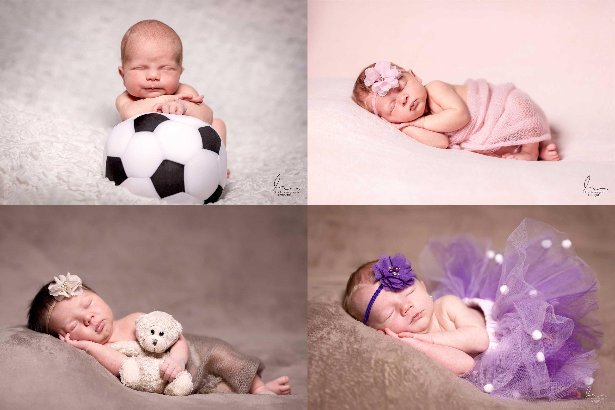 Fotograf - Newborn - Miminek