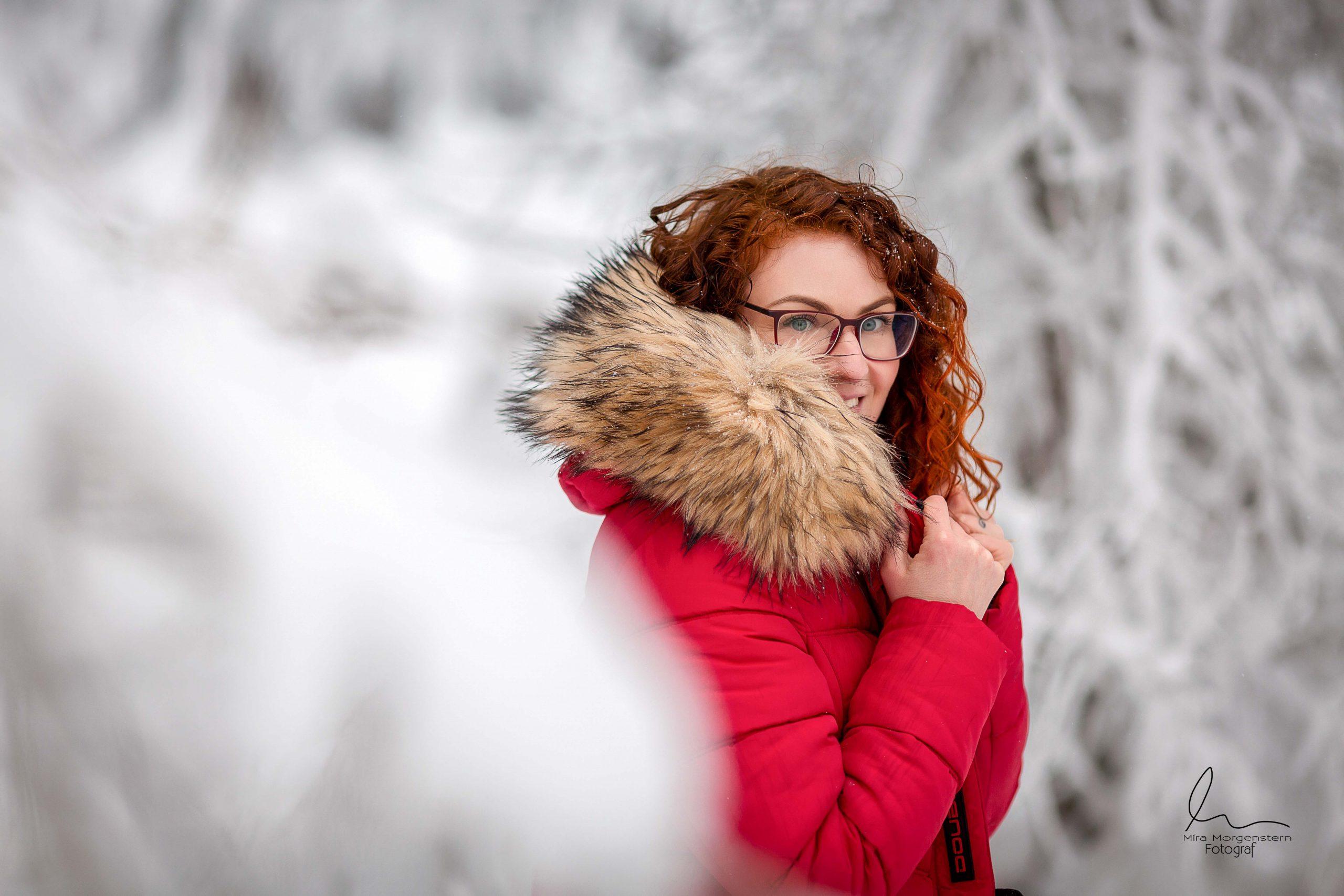 Fotograf portrét fashion ateliér Most