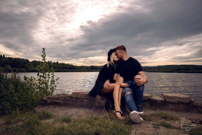 párové focení fotograf Most chomutov Litvínov